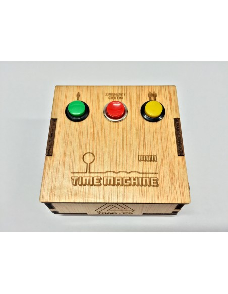 Retroconsola Time Machine Mini