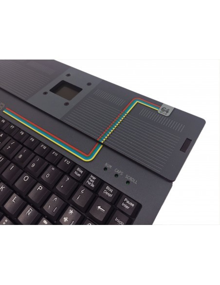 Retrocomputadora Time Machine KB