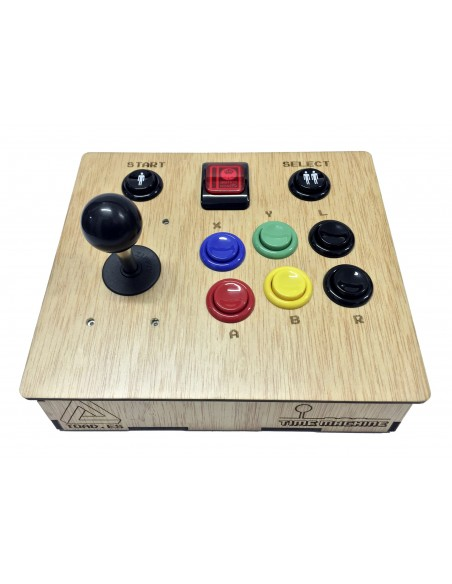 Retroconsola TIME MACHINE V3 by TOAD