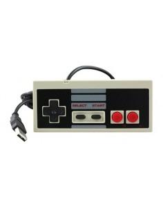 Gamepad Retro NES Style