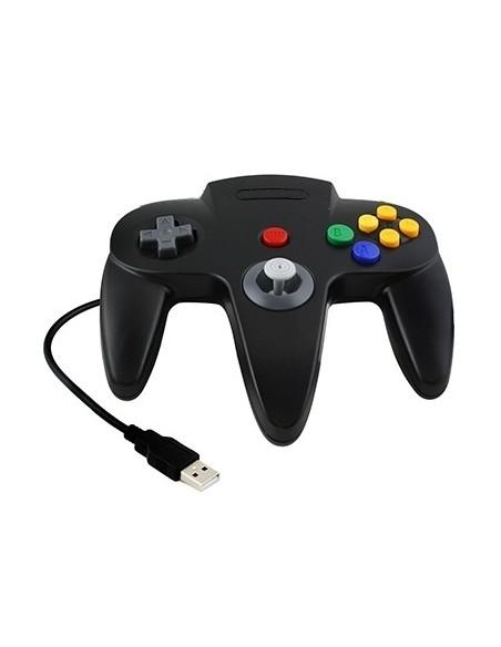 Gamepad Retro N64 Style