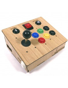 Retroconsole TIME MACHINE V3 by TOAD