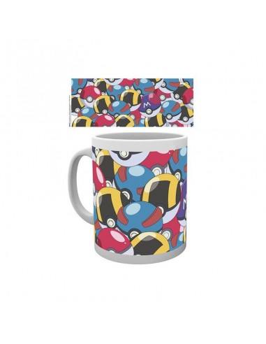 Taza Pokemon Pokeball