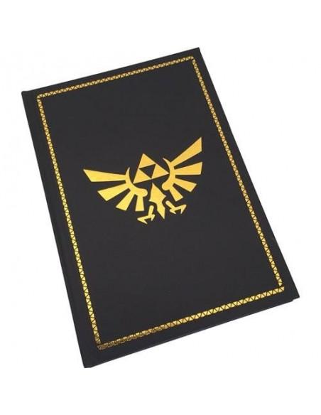Cuaderno Zelda Hyrule