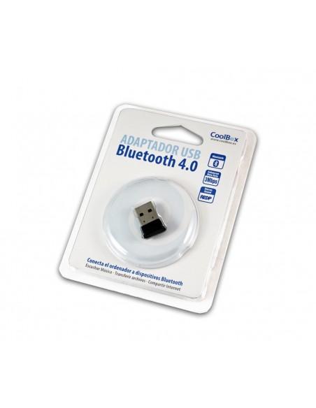 Adaptador Bluetooth 4.0 USB Coolbox