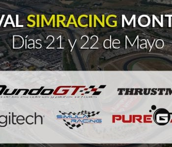 SimRacing Montmeló y Time Machine