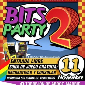 Bits Party is back