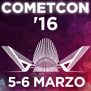 CometCon 16 contará con Time Machine